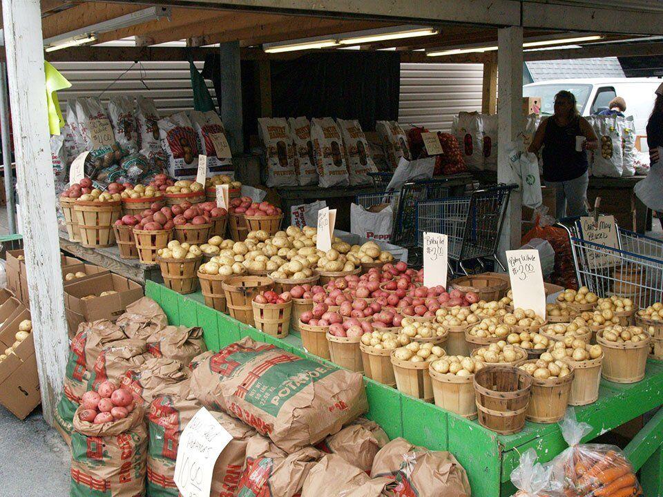 rice market food