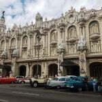 Cuba Balet house